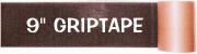 9.00'' Jessup Grip Tape
